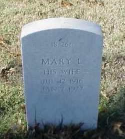 VAN WAGNER, MARY L - Pulaski County, Arkansas   MARY L VAN WAGNER - Arkansas Gravestone Photos