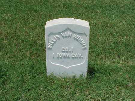 VAN WINKLE (VETERAN UNION), WILLIS - Pulaski County, Arkansas | WILLIS VAN WINKLE (VETERAN UNION) - Arkansas Gravestone Photos