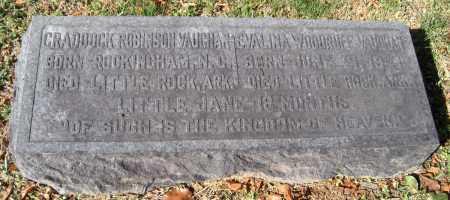 VAUGHAN, EVALINA - Pulaski County, Arkansas | EVALINA VAUGHAN - Arkansas Gravestone Photos