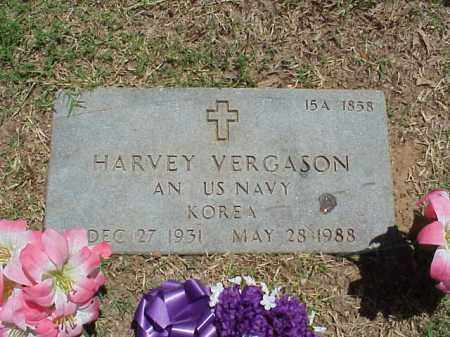 VERGASON (VETERAN KOR), HARVEY - Pulaski County, Arkansas | HARVEY VERGASON (VETERAN KOR) - Arkansas Gravestone Photos