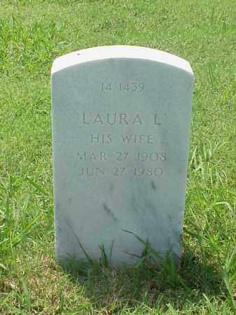 VERHINES, LAURA L - Pulaski County, Arkansas   LAURA L VERHINES - Arkansas Gravestone Photos