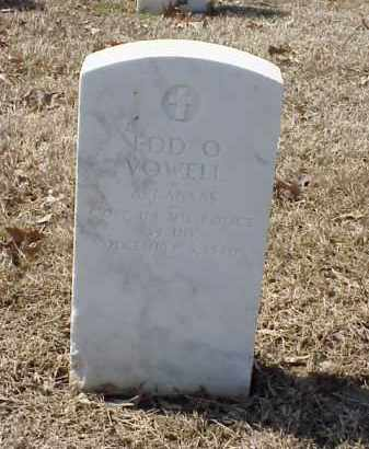 VOWELL (VETERAN WWI), EDD O - Pulaski County, Arkansas   EDD O VOWELL (VETERAN WWI) - Arkansas Gravestone Photos