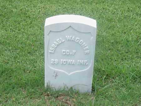 WAGONER (VETERAN UNION), ISRAEL - Pulaski County, Arkansas | ISRAEL WAGONER (VETERAN UNION) - Arkansas Gravestone Photos
