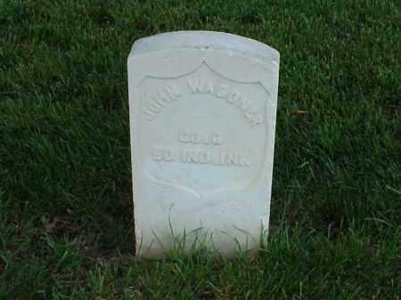 WAGONER (VETERAN UNION), JOHN - Pulaski County, Arkansas   JOHN WAGONER (VETERAN UNION) - Arkansas Gravestone Photos