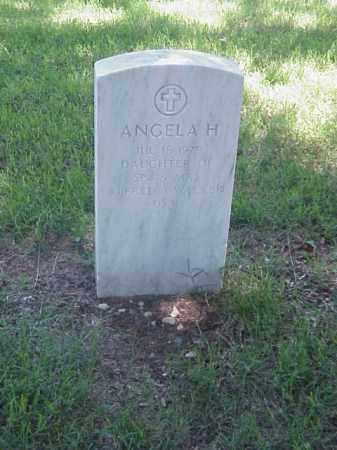 WALKER, ANGELA H - Pulaski County, Arkansas   ANGELA H WALKER - Arkansas Gravestone Photos