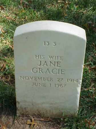 WALKER, JANE GRACIE - Pulaski County, Arkansas | JANE GRACIE WALKER - Arkansas Gravestone Photos
