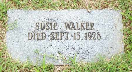 WALKER, SUSIE - Pulaski County, Arkansas   SUSIE WALKER - Arkansas Gravestone Photos