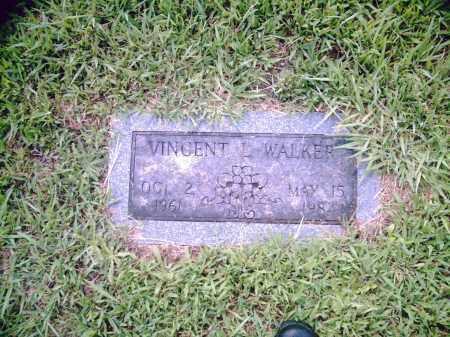 WALKER, VINCENT L. - Pulaski County, Arkansas   VINCENT L. WALKER - Arkansas Gravestone Photos