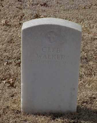 WALKER (VETERAN UNION), CLEM - Pulaski County, Arkansas | CLEM WALKER (VETERAN UNION) - Arkansas Gravestone Photos