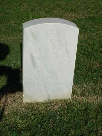 WALKER (VETERAN WWII), ERNEST A - Pulaski County, Arkansas | ERNEST A WALKER (VETERAN WWII) - Arkansas Gravestone Photos