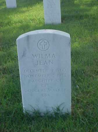 WALKER, WILMA JEAN - Pulaski County, Arkansas | WILMA JEAN WALKER - Arkansas Gravestone Photos