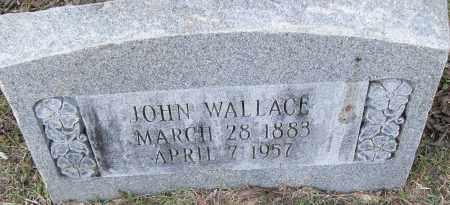 WALLACE, JOHN - Pulaski County, Arkansas   JOHN WALLACE - Arkansas Gravestone Photos