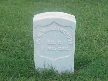 WALLINGFORD (VETERAN UNION), M M - Pulaski County, Arkansas | M M WALLINGFORD (VETERAN UNION) - Arkansas Gravestone Photos