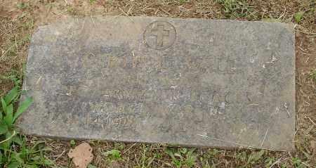 WALL(VETERAN WWII), CURTIS L. - Pulaski County, Arkansas   CURTIS L. WALL(VETERAN WWII) - Arkansas Gravestone Photos