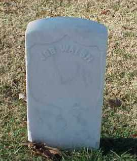 WALSH (VETERAN UNION), JOB - Pulaski County, Arkansas | JOB WALSH (VETERAN UNION) - Arkansas Gravestone Photos