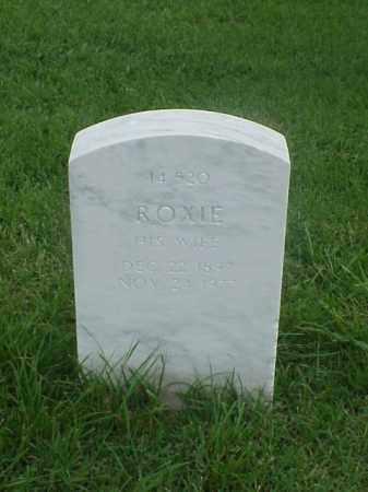 WALTER, ROXIE - Pulaski County, Arkansas | ROXIE WALTER - Arkansas Gravestone Photos