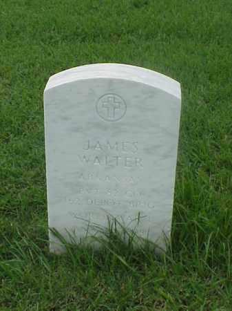 WALTER (VETERAN WWI), JAMES - Pulaski County, Arkansas | JAMES WALTER (VETERAN WWI) - Arkansas Gravestone Photos