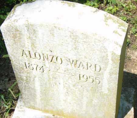 WARD, ALONZO - Pulaski County, Arkansas | ALONZO WARD - Arkansas Gravestone Photos