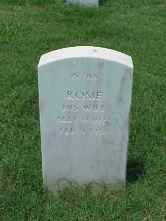 WARD, ROSIE - Pulaski County, Arkansas | ROSIE WARD - Arkansas Gravestone Photos