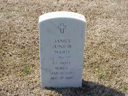WARD (VETERAN KOR), JAMES JUNIOR - Pulaski County, Arkansas | JAMES JUNIOR WARD (VETERAN KOR) - Arkansas Gravestone Photos