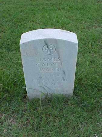 WARD (VETERAN VIET, KIA), JAMES CALVIN - Pulaski County, Arkansas | JAMES CALVIN WARD (VETERAN VIET, KIA) - Arkansas Gravestone Photos