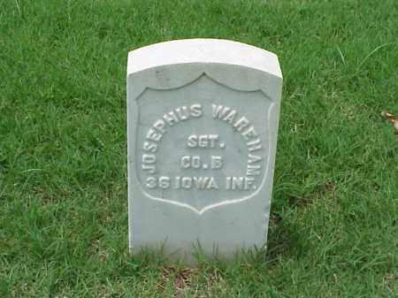 WAREHAM (VETERAN UNION), JOSEPHUS - Pulaski County, Arkansas | JOSEPHUS WAREHAM (VETERAN UNION) - Arkansas Gravestone Photos
