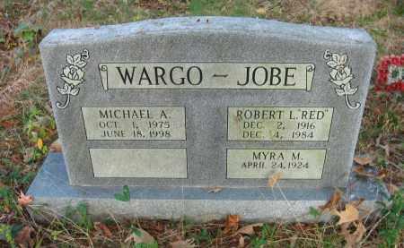 WARGO, MICHAEL ALLEN - Pulaski County, Arkansas | MICHAEL ALLEN WARGO - Arkansas Gravestone Photos