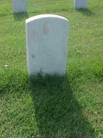 WARNELL (VETERAN 2 WARS), TOMMY W - Pulaski County, Arkansas | TOMMY W WARNELL (VETERAN 2 WARS) - Arkansas Gravestone Photos