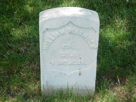WARNOCK (VETERAN UNION), WILLIAM - Pulaski County, Arkansas   WILLIAM WARNOCK (VETERAN UNION) - Arkansas Gravestone Photos