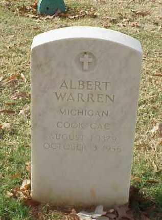 WARREN (VETERAN WWI), ALBERT - Pulaski County, Arkansas | ALBERT WARREN (VETERAN WWI) - Arkansas Gravestone Photos