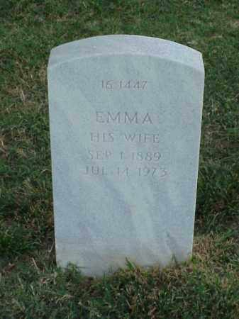 WASHINGTON, EMMA - Pulaski County, Arkansas | EMMA WASHINGTON - Arkansas Gravestone Photos