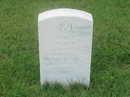 WASHINGTON, MARY BELLE - Pulaski County, Arkansas | MARY BELLE WASHINGTON - Arkansas Gravestone Photos