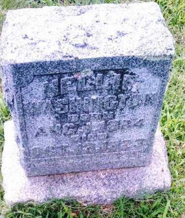 WASHINGTON, NELLIE - Pulaski County, Arkansas | NELLIE WASHINGTON - Arkansas Gravestone Photos