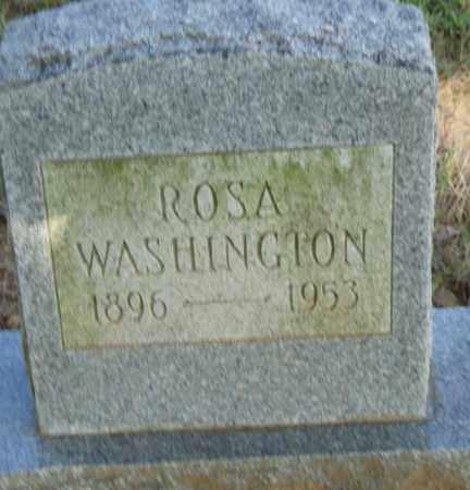 WASHINGTON, ROSA - Pulaski County, Arkansas | ROSA WASHINGTON - Arkansas Gravestone Photos