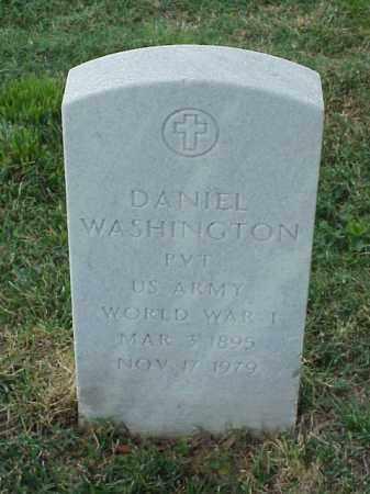 WASHINGTON (VETERAN WWI), DANIEL - Pulaski County, Arkansas   DANIEL WASHINGTON (VETERAN WWI) - Arkansas Gravestone Photos