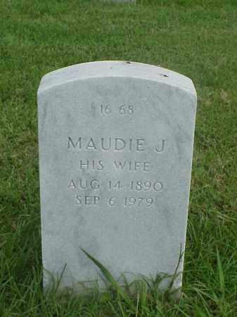 WATKINS, MAUDIE J - Pulaski County, Arkansas   MAUDIE J WATKINS - Arkansas Gravestone Photos