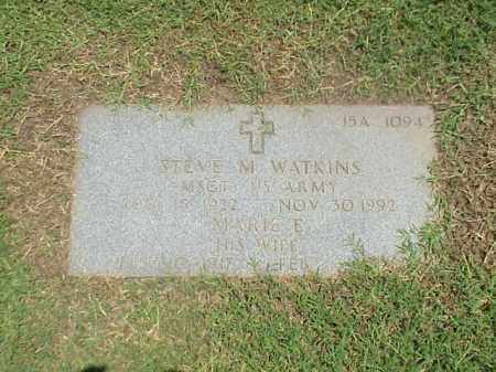 WATKINS, MARIE E - Pulaski County, Arkansas | MARIE E WATKINS - Arkansas Gravestone Photos