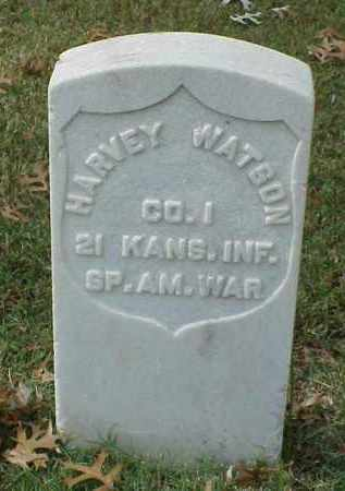 WATSON (VETERAN SAW), HARVEY - Pulaski County, Arkansas   HARVEY WATSON (VETERAN SAW) - Arkansas Gravestone Photos