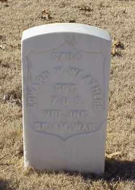 WEATHERS (VETERAN SAW), EDWARD W - Pulaski County, Arkansas | EDWARD W WEATHERS (VETERAN SAW) - Arkansas Gravestone Photos