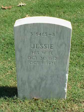 WEBB, JESSIE - Pulaski County, Arkansas | JESSIE WEBB - Arkansas Gravestone Photos