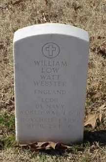 "WEBSTER (VETERAN 2 WARS), WILLIAM ""LOW WATT"" - Pulaski County, Arkansas | WILLIAM ""LOW WATT"" WEBSTER (VETERAN 2 WARS) - Arkansas Gravestone Photos"