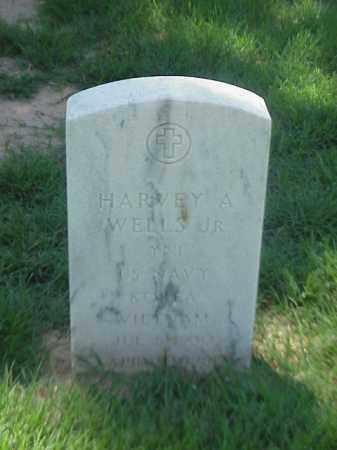 WELLS, JR (VETERAN VIET), HARVEY A - Pulaski County, Arkansas   HARVEY A WELLS, JR (VETERAN VIET) - Arkansas Gravestone Photos