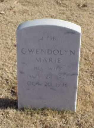 WELTON, GWENDOLYN MARIE - Pulaski County, Arkansas | GWENDOLYN MARIE WELTON - Arkansas Gravestone Photos