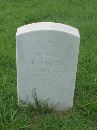 WESLEY, JUANITA - Pulaski County, Arkansas   JUANITA WESLEY - Arkansas Gravestone Photos