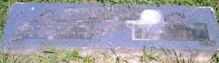 WEST, CORA  ANN - Pulaski County, Arkansas   CORA  ANN WEST - Arkansas Gravestone Photos
