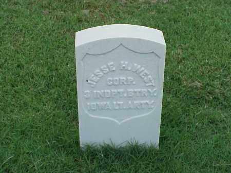 WEST (VETERAN UNION), JESSE H - Pulaski County, Arkansas   JESSE H WEST (VETERAN UNION) - Arkansas Gravestone Photos