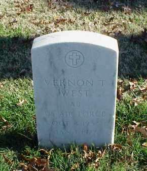WEST (VETERAN), VERNON T - Pulaski County, Arkansas | VERNON T WEST (VETERAN) - Arkansas Gravestone Photos