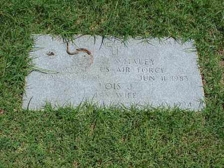 WHALEY, LOIS J - Pulaski County, Arkansas   LOIS J WHALEY - Arkansas Gravestone Photos