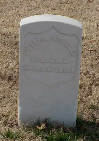 WHEELER (VETERAN UNION), JOSEPH - Pulaski County, Arkansas   JOSEPH WHEELER (VETERAN UNION) - Arkansas Gravestone Photos