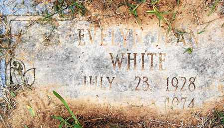 WHITE, EVELYN JEAN - Pulaski County, Arkansas | EVELYN JEAN WHITE - Arkansas Gravestone Photos